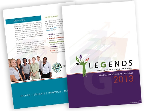 Magazines | Legends Work Book