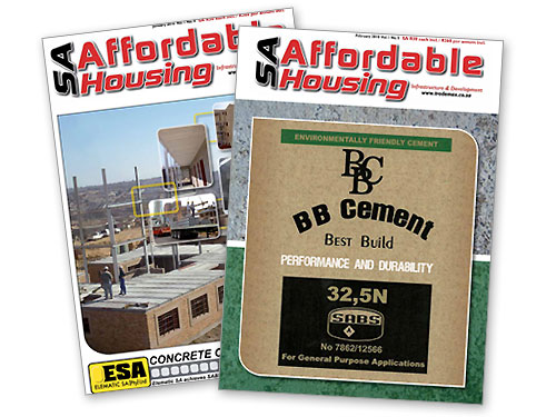 Magazines | SA Affordable Housing
