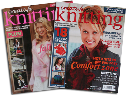 Magazines | Creative Knitting