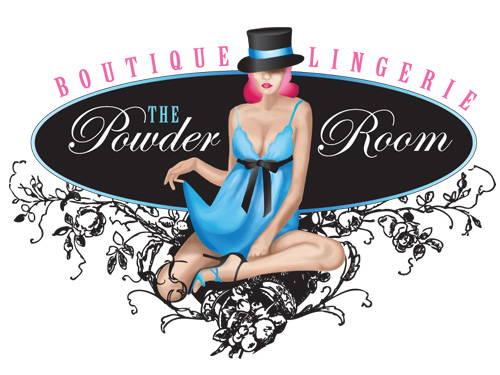 Logos | powder_room