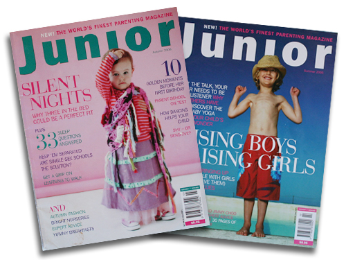 Magazines | Junior