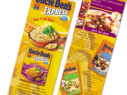 Corporate ID | Uncle Bens