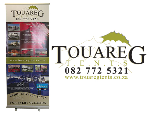 Corporate ID | Touareg Tents